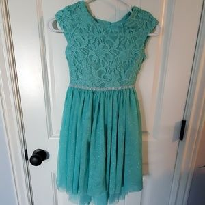 Girls formal dress